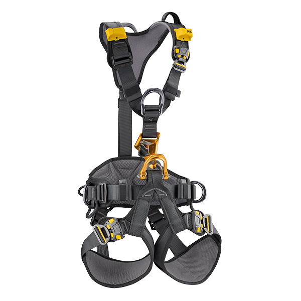 HA8425 Petzl Astro Bod Fast Harness with Croll